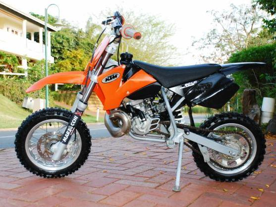 KTM 50 Junior Adventure #6