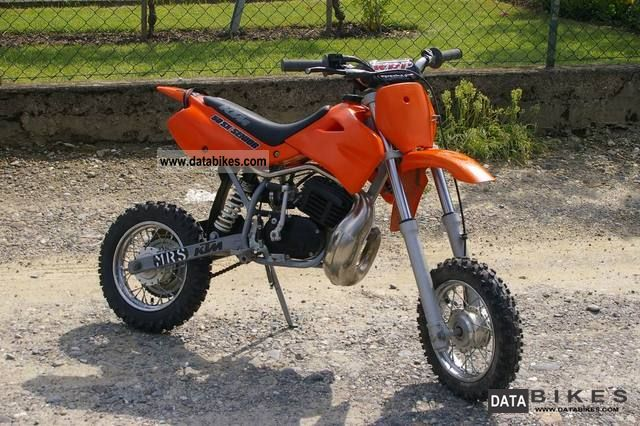 KTM 50 Junior Adventure #5