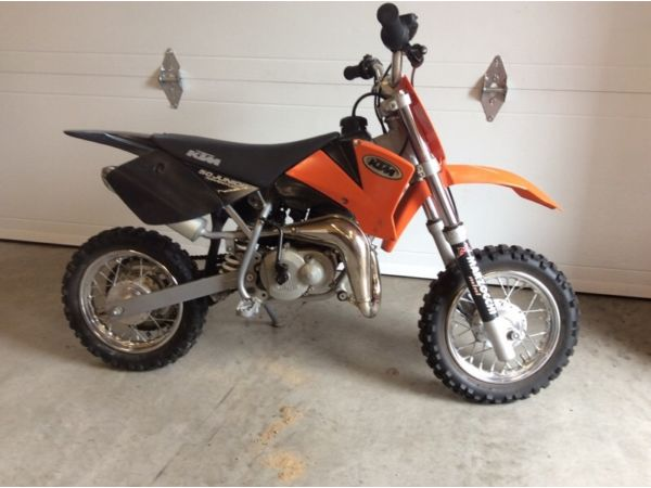 KTM 50 Junior Adventure #8
