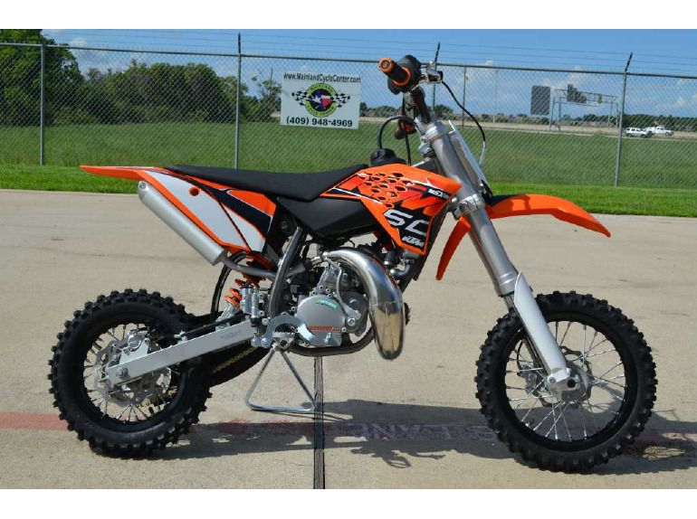 2014 KTM 50 SX Photos, Informations, Articles - Bikes