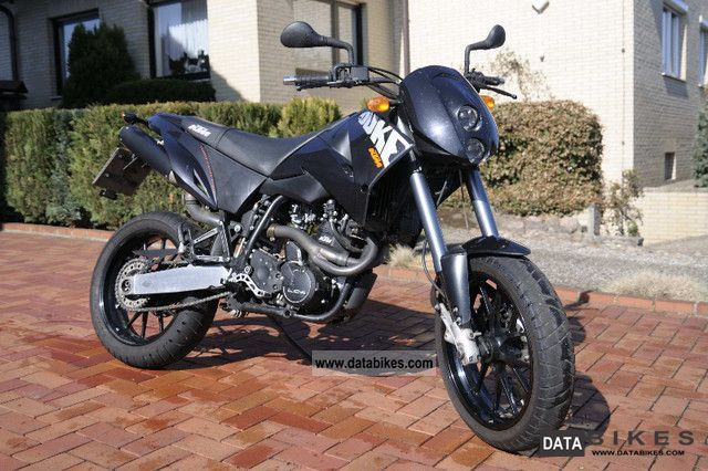 KTM 640 Duke II Limited Edition #3