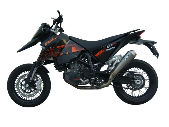 KTM 690 Supermoto Limited Edition #3