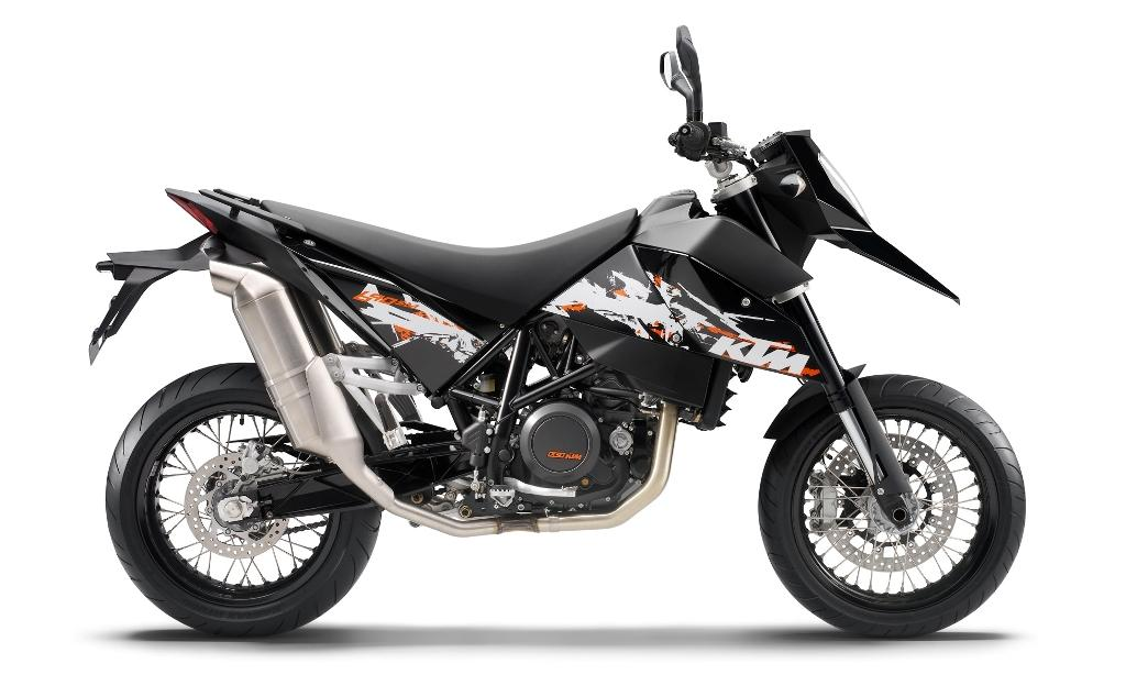 KTM 690 Supermoto Limited Edition #1