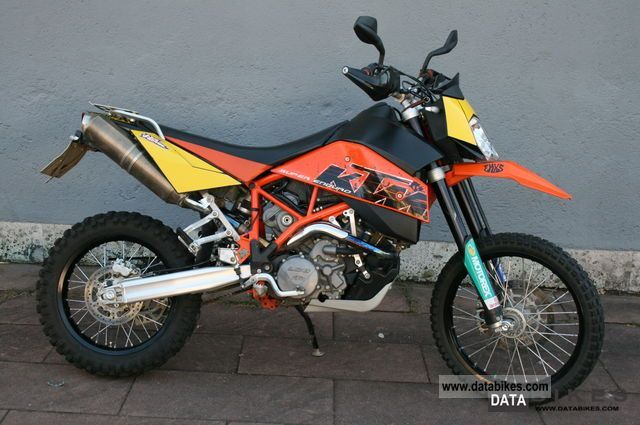2007 KTM 950 Super Enduro R #2