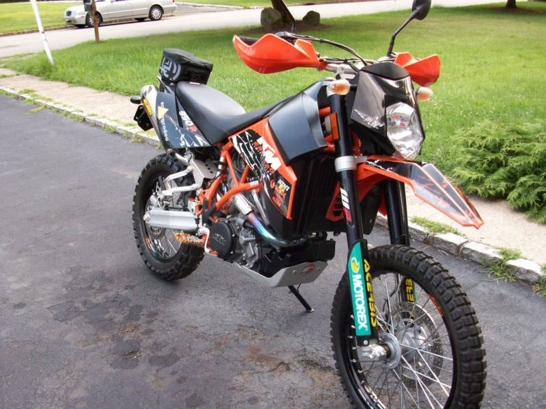 2007 KTM 950 Super Enduro R #6