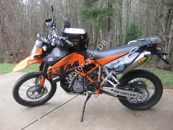 2007 KTM 950 Super Enduro R #3