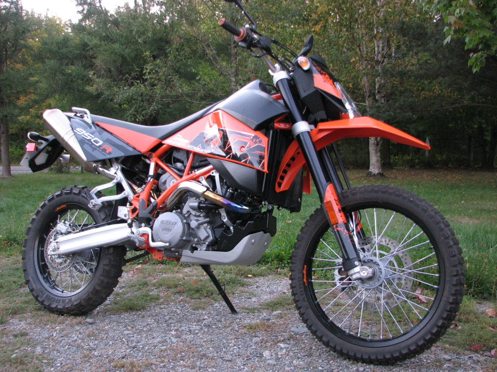2007 KTM 950 Super Enduro R #1