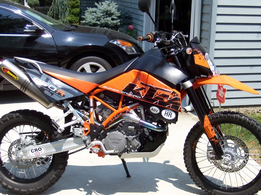 2007 KTM 950 Super Enduro R #7