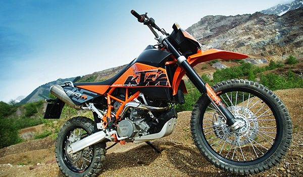 KTM 950 Super Enduro R #7