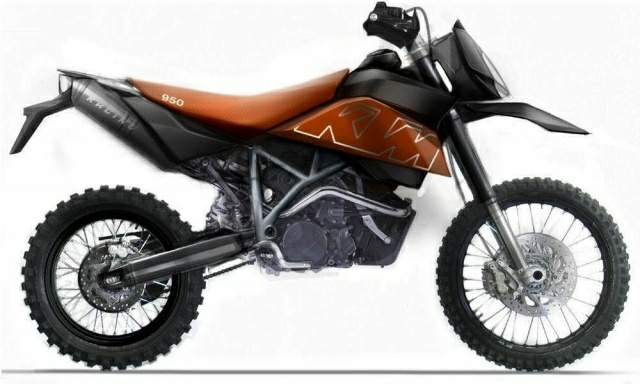 KTM 950 Super Enduro R #6