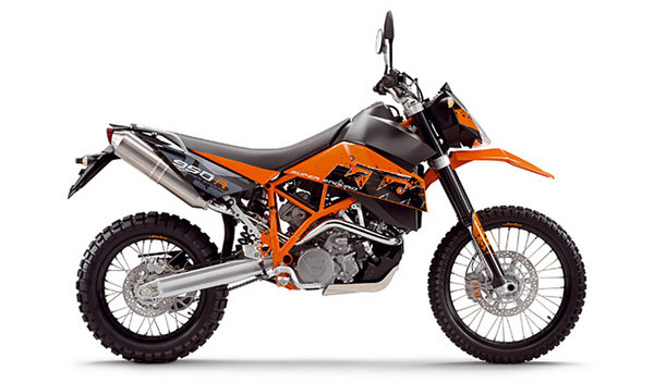 KTM 950 Super Enduro R #1