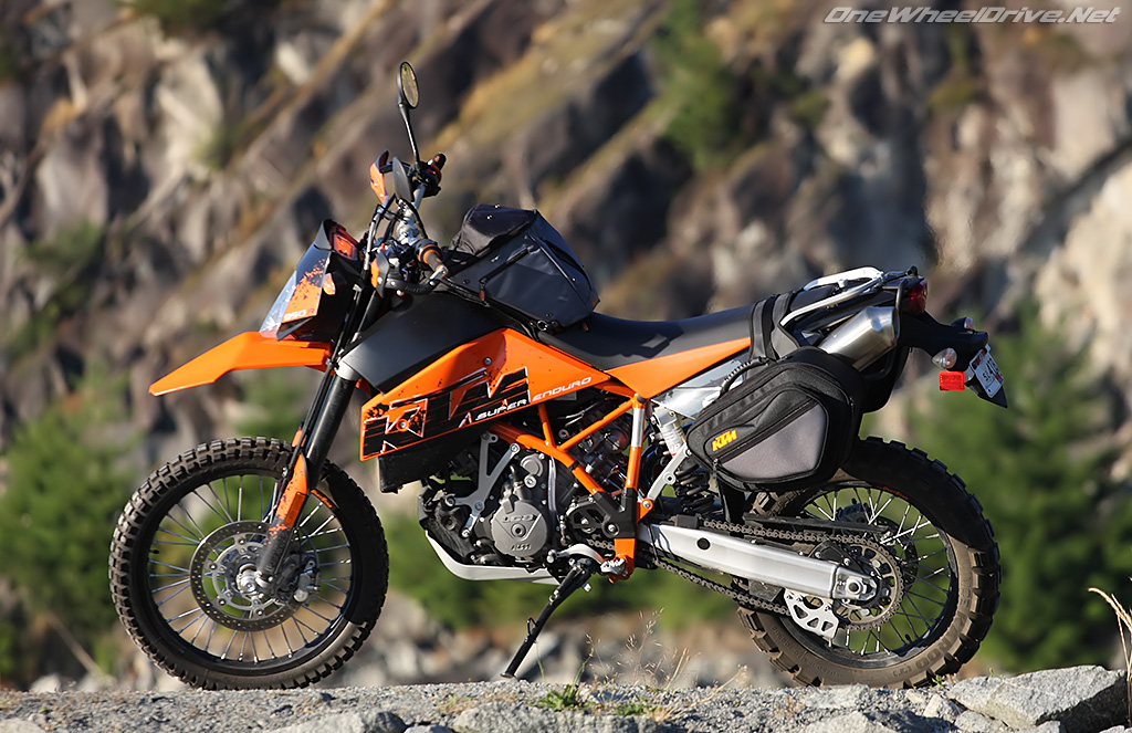 KTM 950 Super Enduro R #5