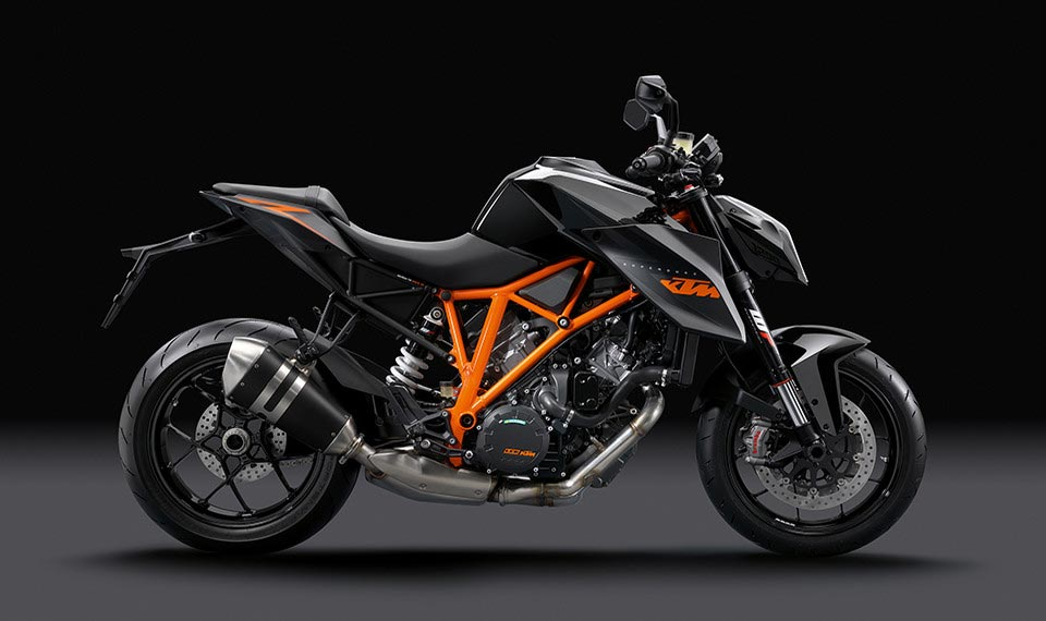 KTM 990 Superduke Black #2