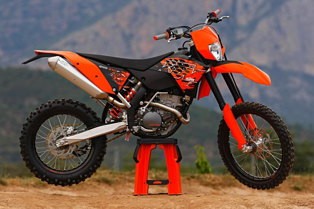KTM Enduro 600 LC 4 (reduced effect) #2