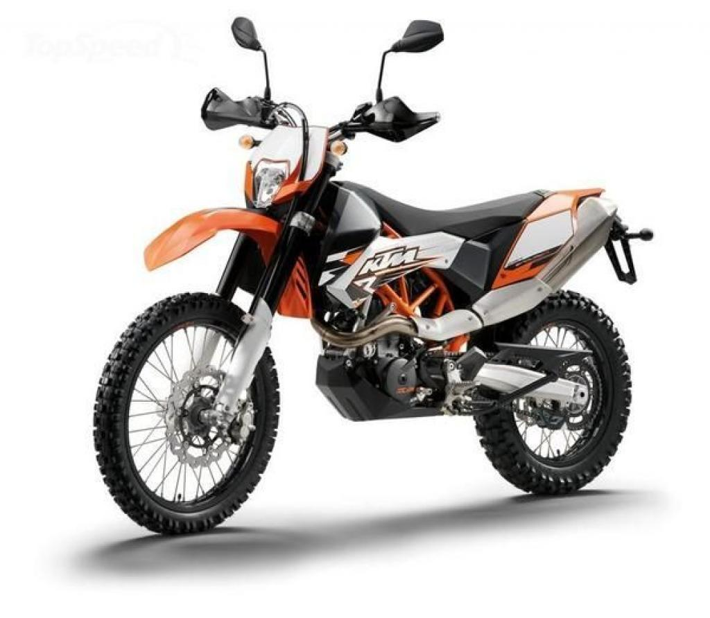 KTM Enduro 600 Rallye (reduced effect) #7