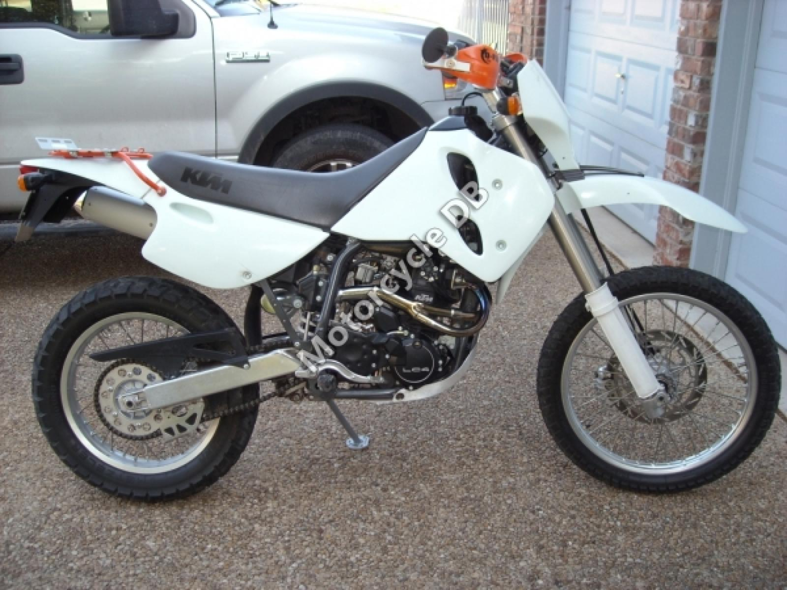 KTM Enduro 600 Rallye (reduced effect) #4