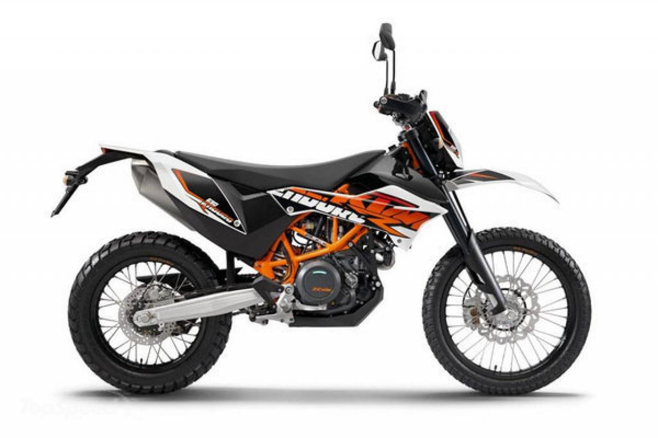 KTM Enduro 600 Rallye (reduced effect) #2