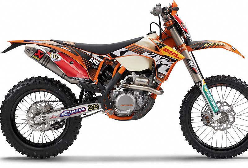 KTM Enduro 600 Rallye (reduced effect) #5