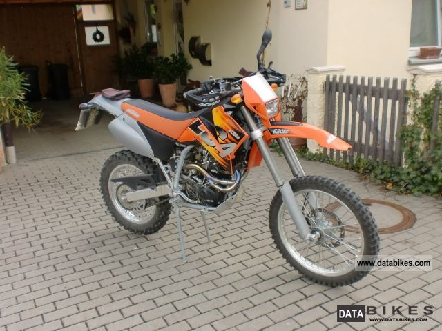KTM LC4 620 Super Competition #2