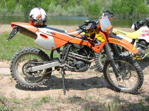 KTM LC4 620 Super Competition #3