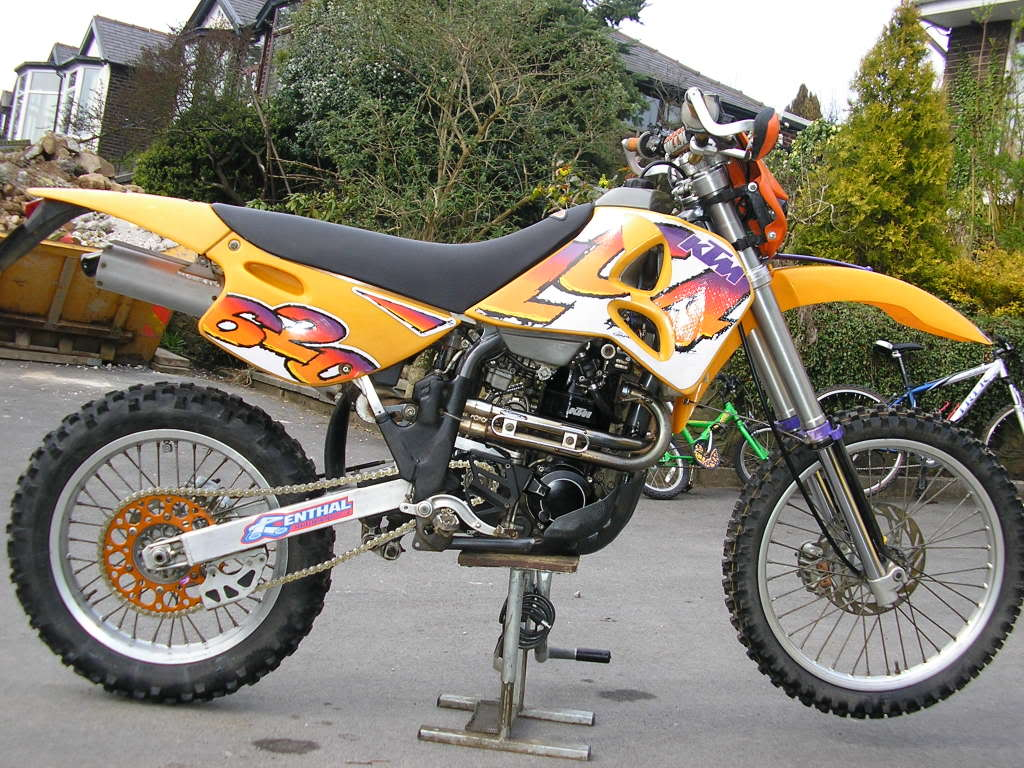 KTM LC4 620 Super Competition #6
