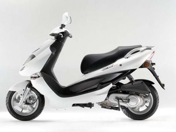 2007 Kymco Bet and Win 125 #2