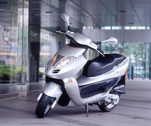 2007 Kymco Bet and Win 125 #5