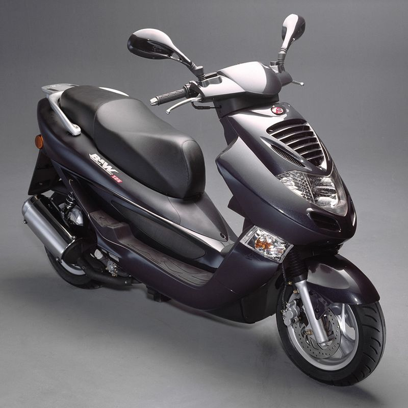 2007 Kymco Bet and Win 125 #3