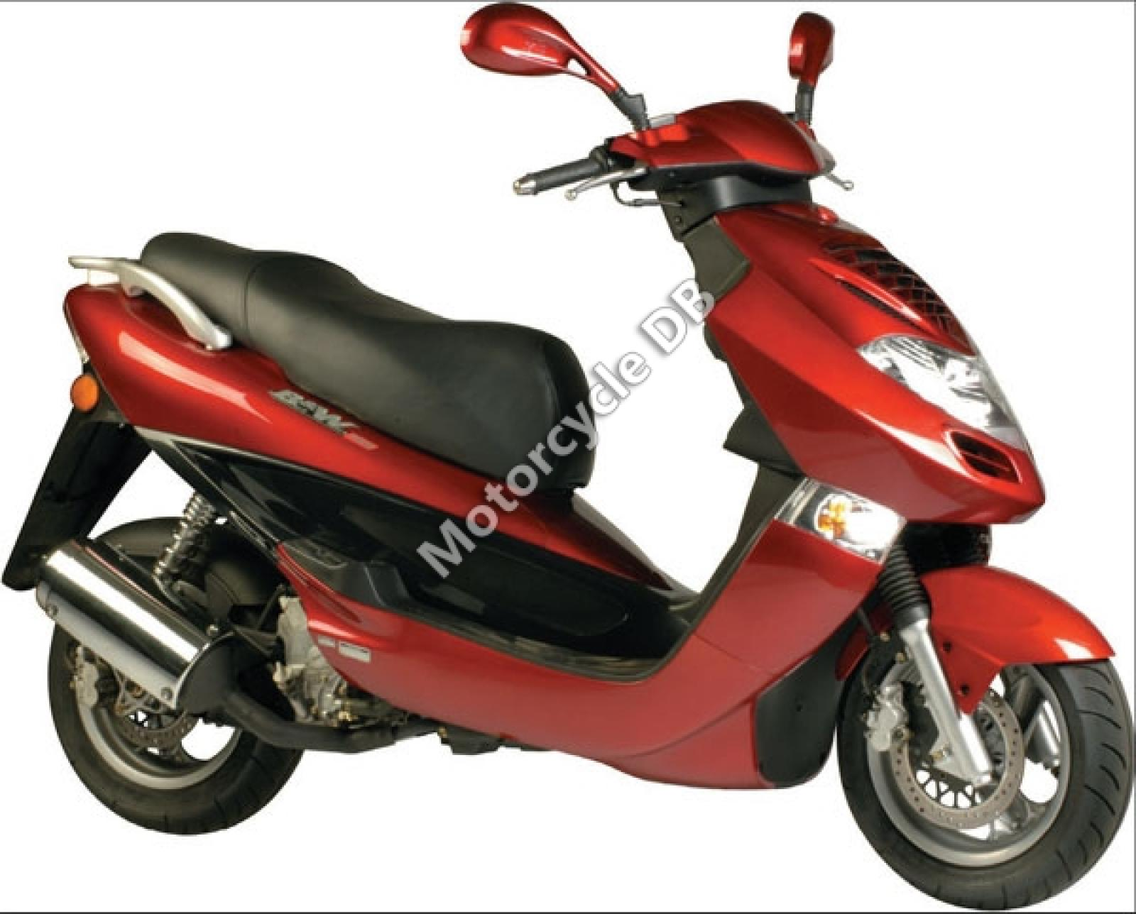 2007 Kymco Bet and Win 125 #4