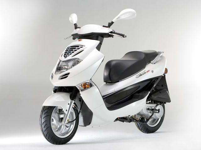 Kymco Bet and Win 125 #1
