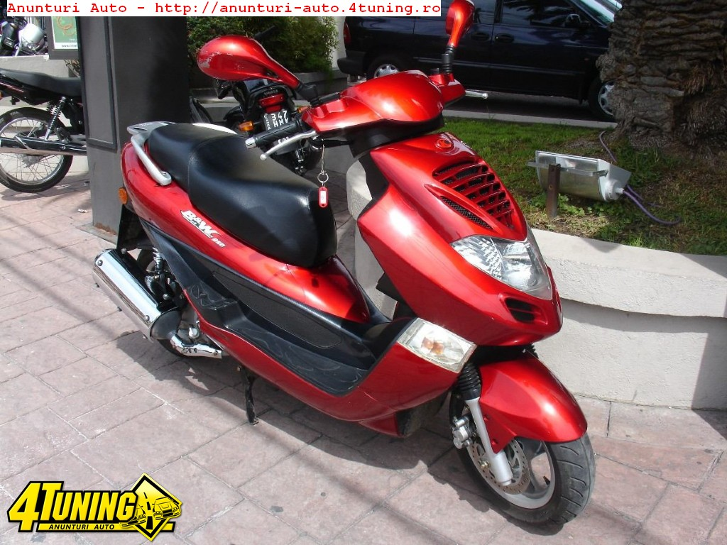 2004 Kymco Bet and Win 150 #9