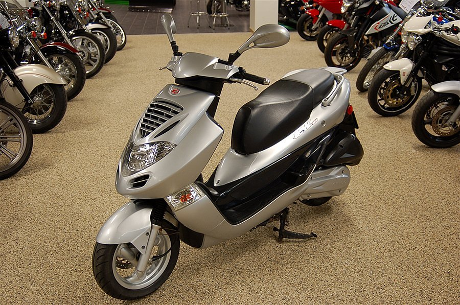 2005 Kymco Bet and Win 150 #5