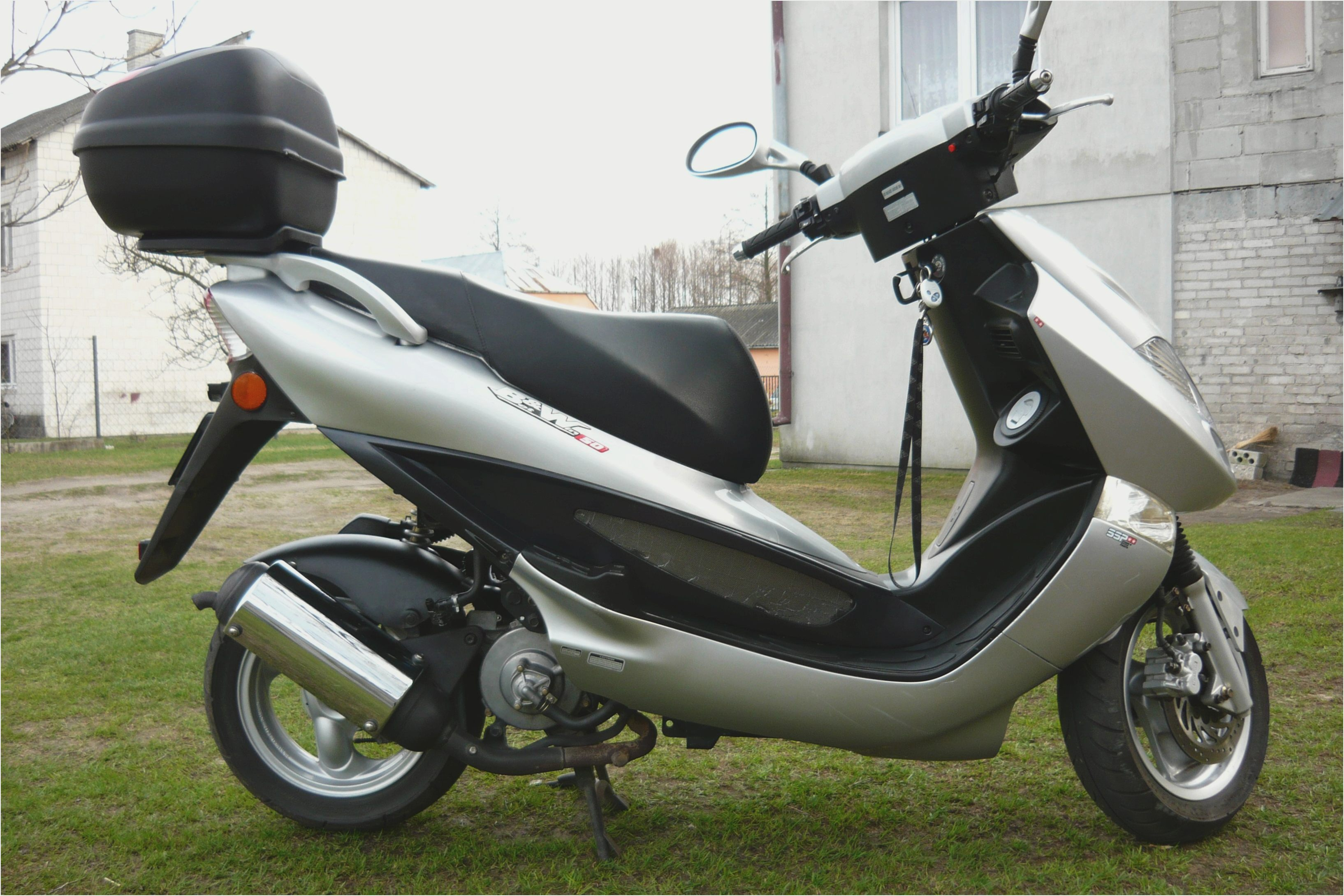 2005 Kymco Bet and Win 150 #4