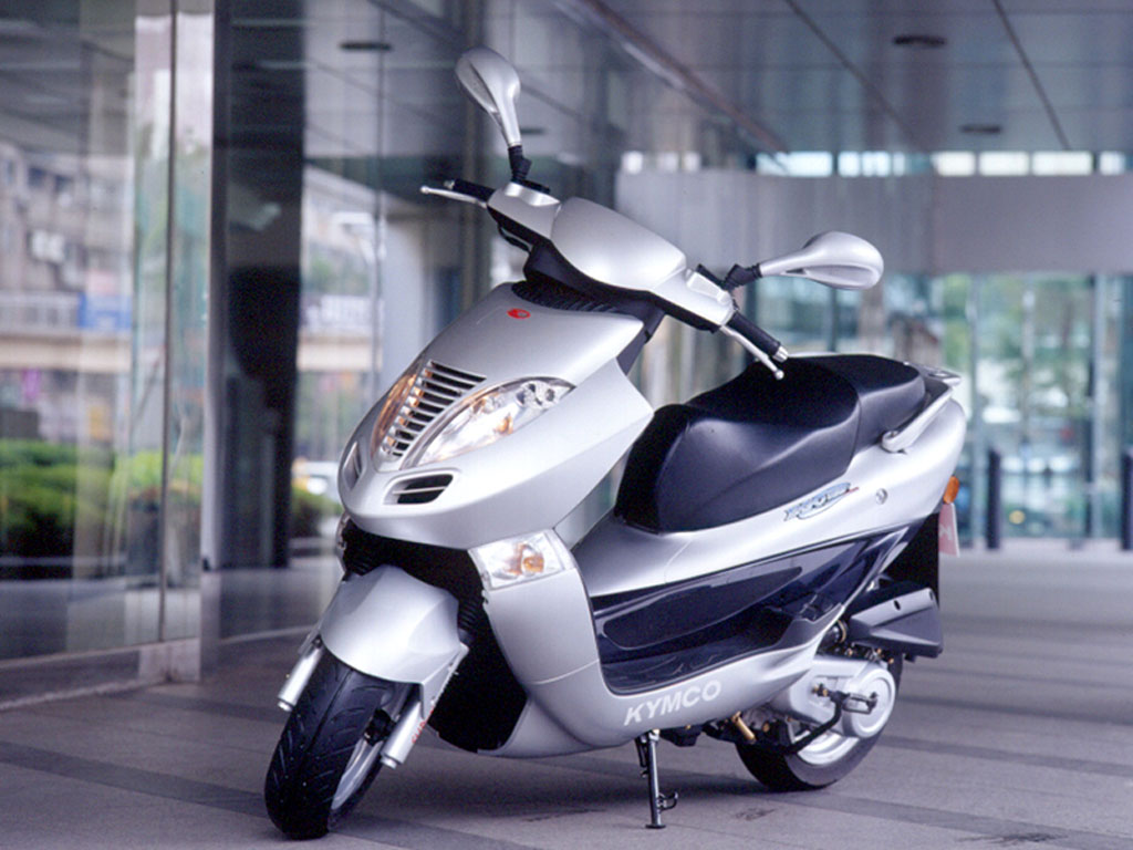 2005 Kymco Bet and Win 150 #1