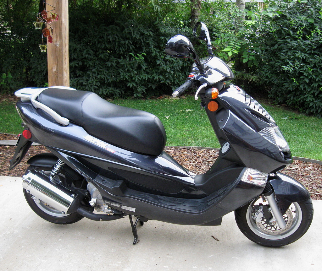 2007 Kymco Bet and Win 150 #5