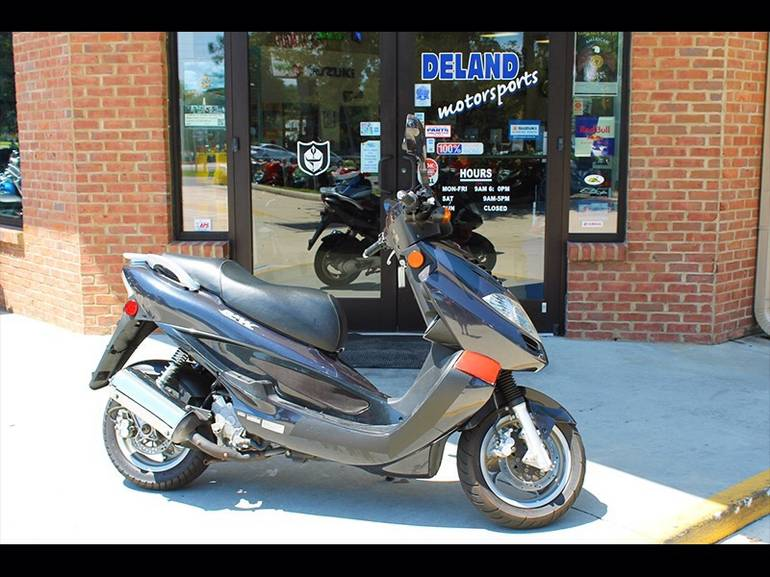 2007 Kymco Bet and Win 150 #4
