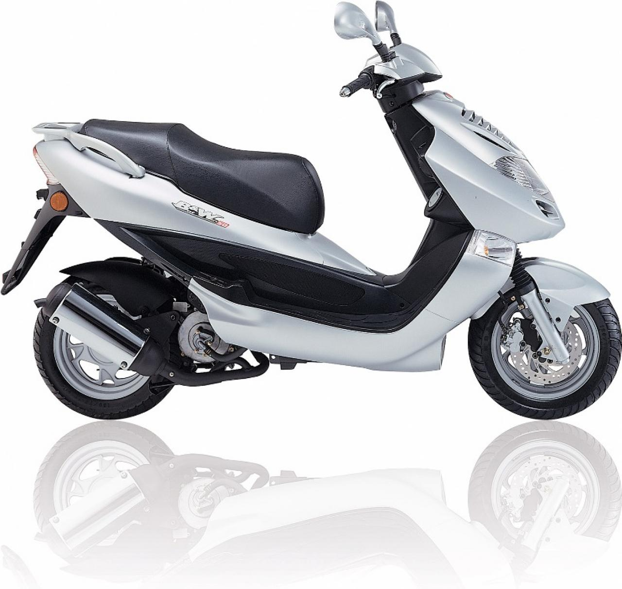 2007 Kymco Bet and Win 150 #2