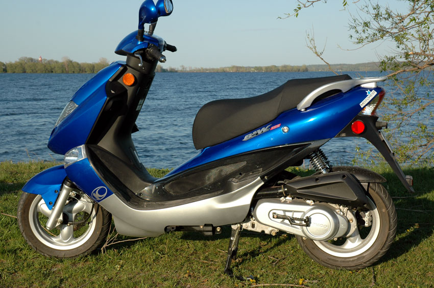 2007 Kymco Bet and Win 150 #1