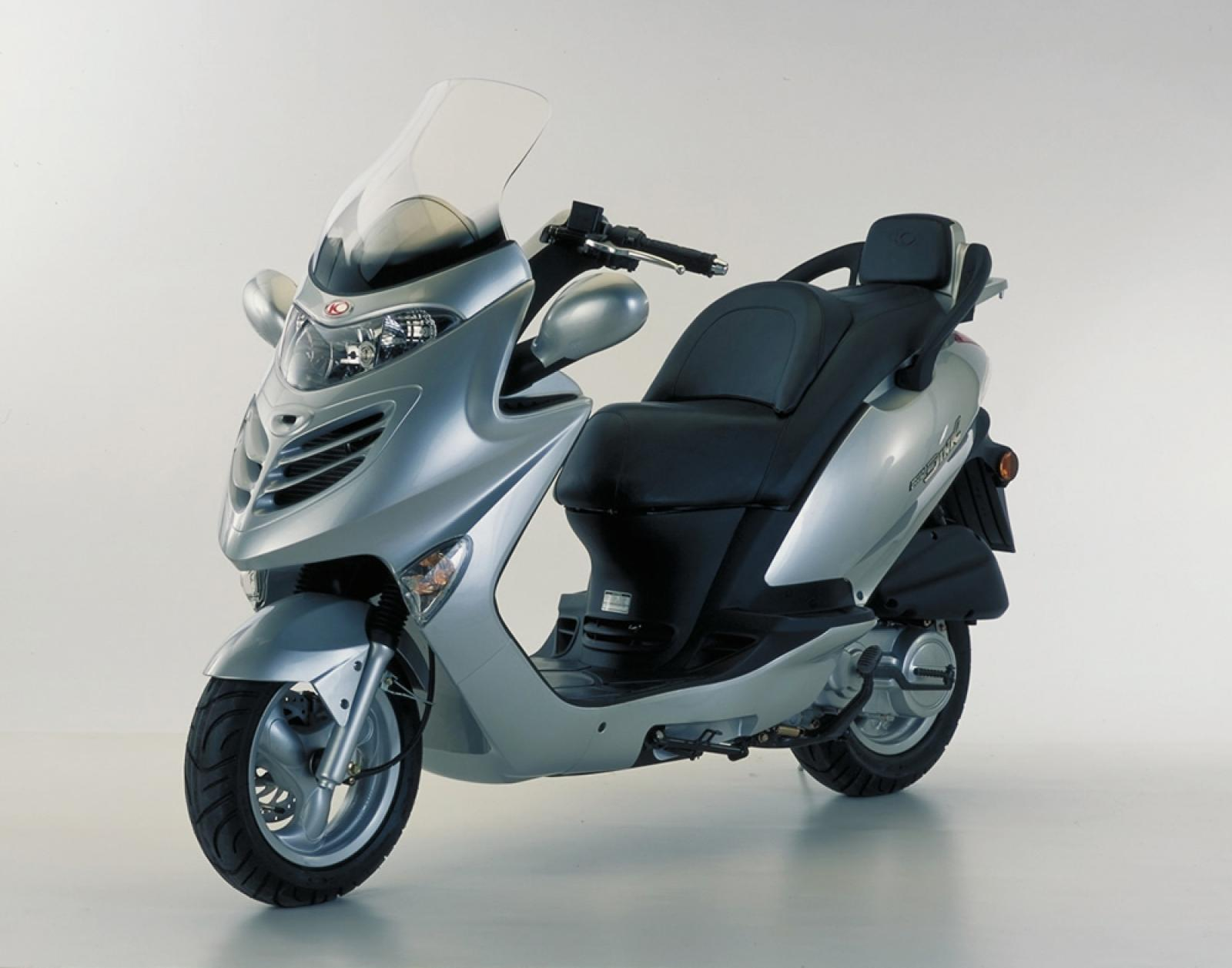 2007 Kymco Bet and Win 150 #6