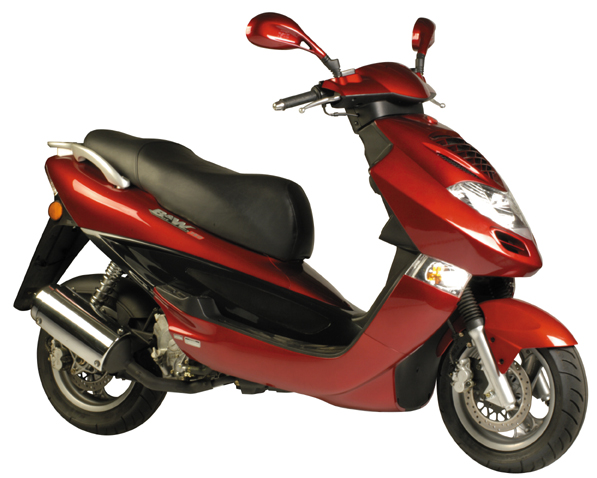 2007 Kymco Bet and Win 150 #3