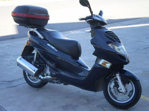 2004 Kymco Bet and Win 250 #3