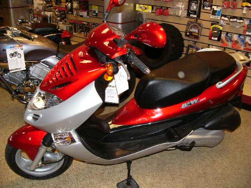 2004 Kymco Bet and Win 250 #5