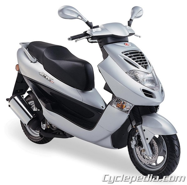 2005 Kymco Bet and Win 250 #5