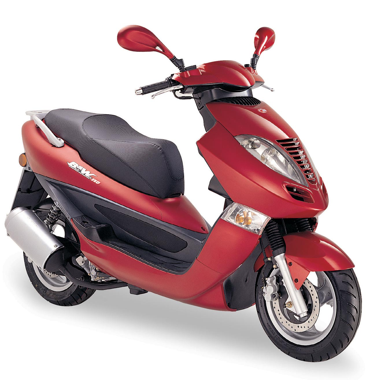 2005 Kymco Bet and Win 250 #9