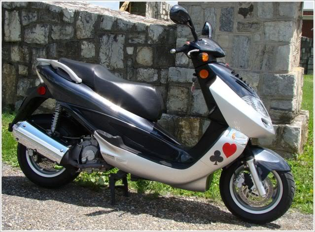 2005 Kymco Bet and Win 250 #3