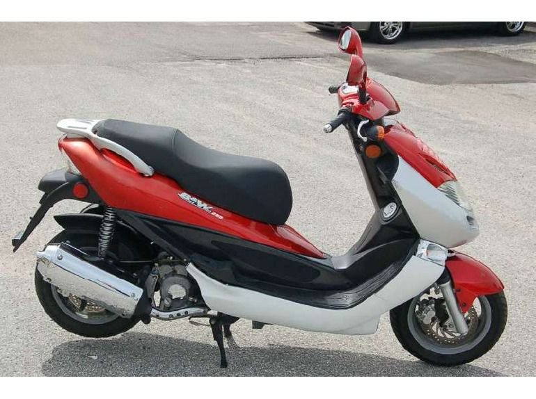 2005 Kymco Bet and Win 250 #4