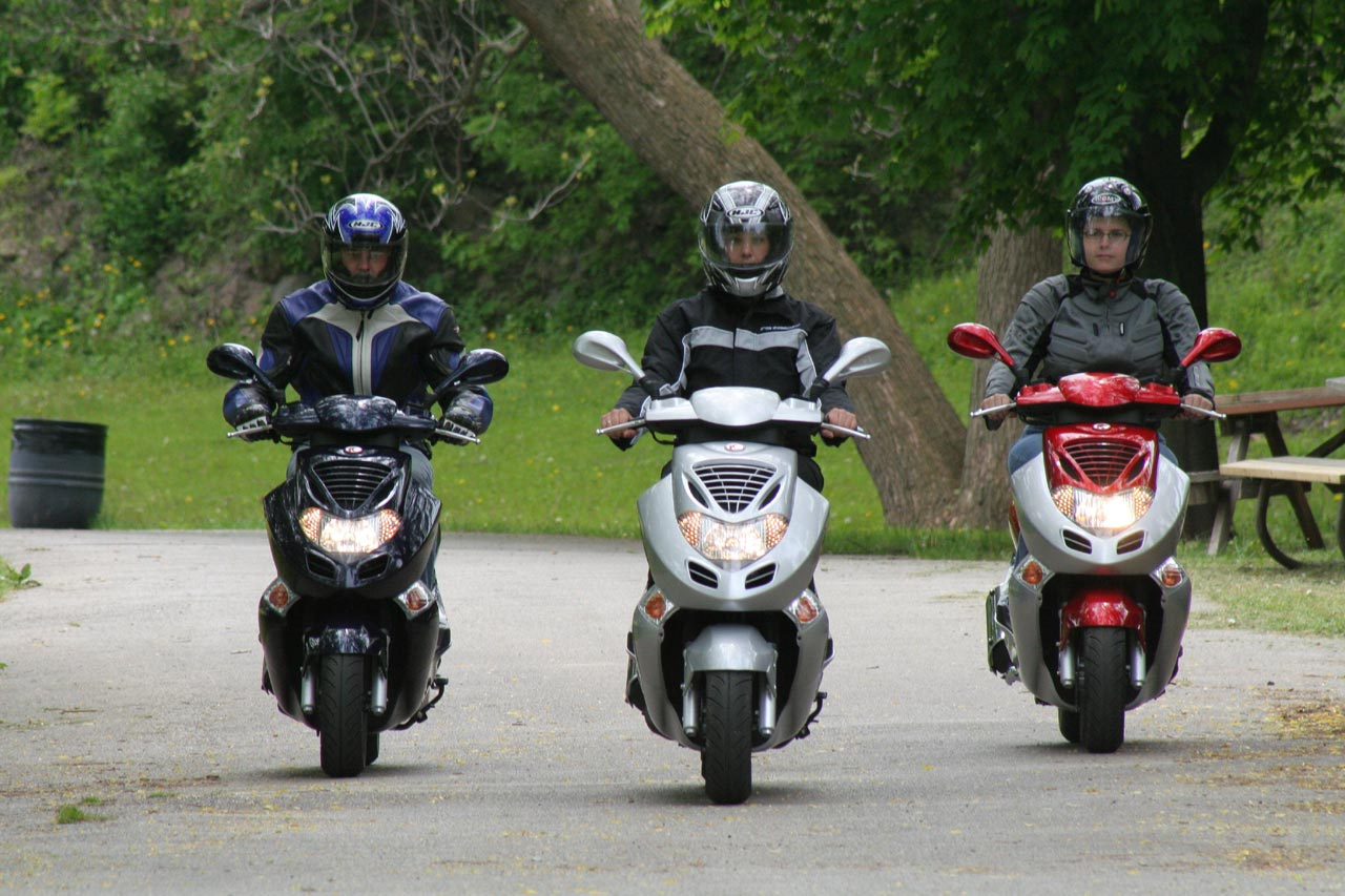 2005 Kymco Bet and Win 250 #2