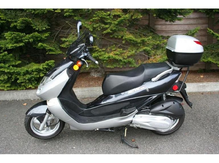 2005 Kymco Bet and Win 250 #7