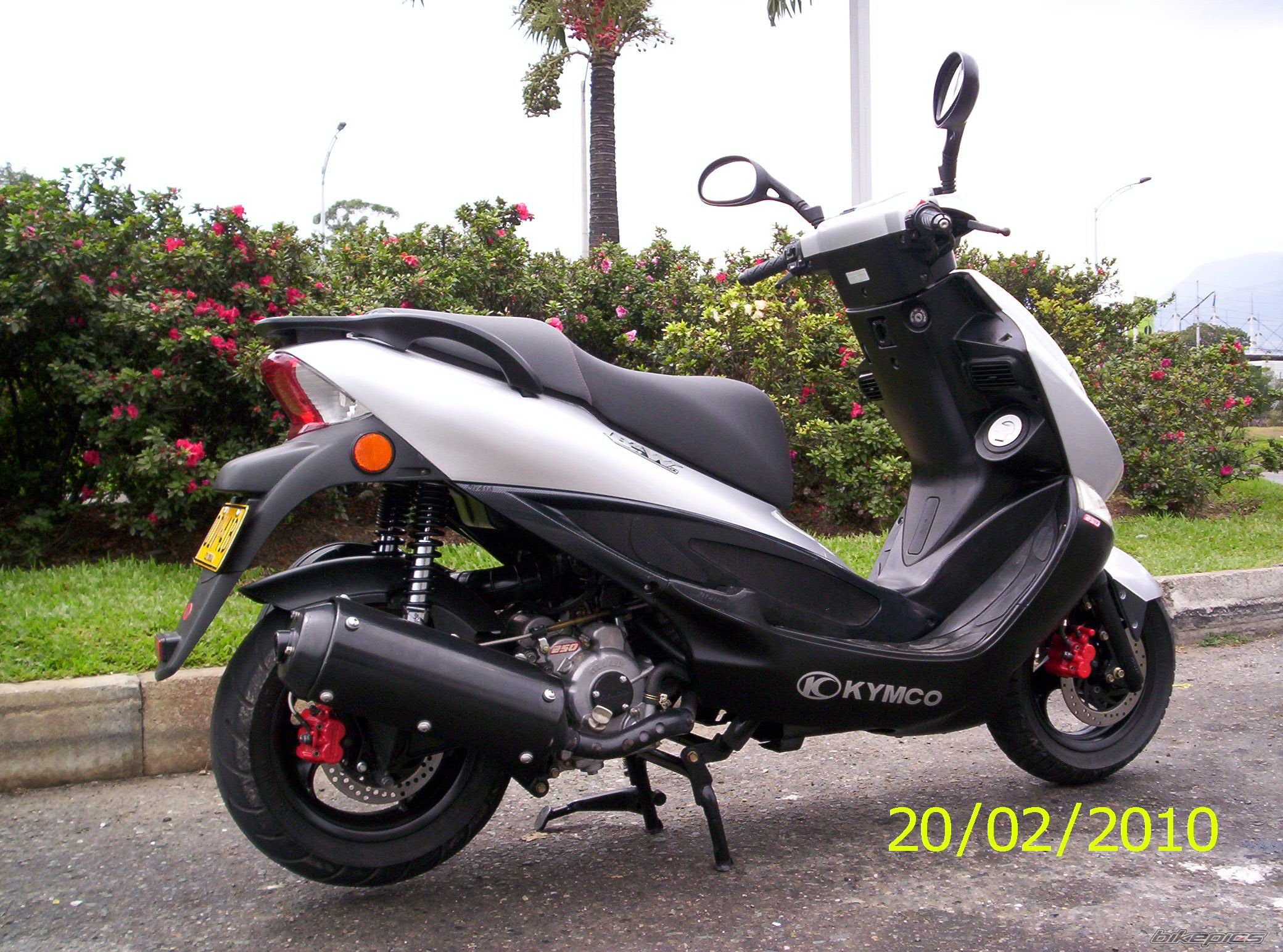 2007 Kymco Bet and Win 250 #2