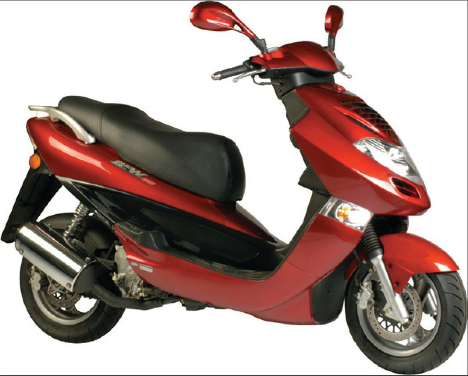 2007 Kymco Bet and Win 250 #5